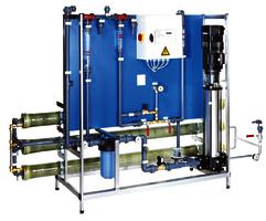 Ósmosis industrial serie ultra baja presión
