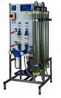 Ósmosis industrial serie agua salobre